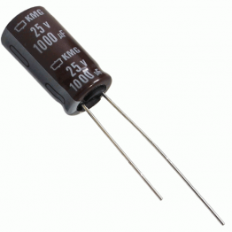 1000uF 25V Electrolytic Capacitors