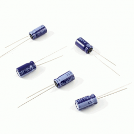 100uF 35V Electrolytic Capacitors