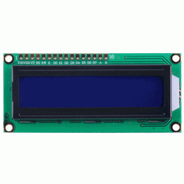 LCD1602 with Bule backlight