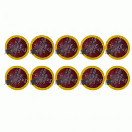 CR2032 Button Cell Batteries 180 degree.