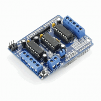 L293D Motor Shield For Arduino..