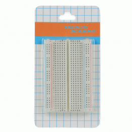 Breadboard with 400 Tie-Point