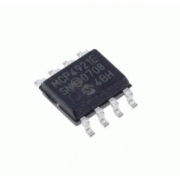 MCP-4921 Single 12-Bit DAC with SPI Interface