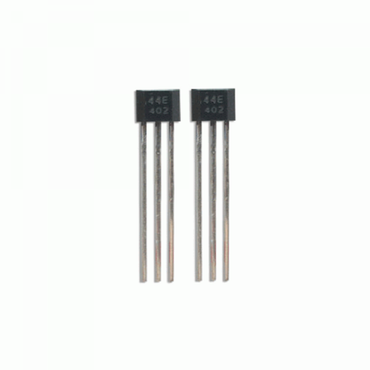 49E Hall Effect Sensors TO-92 Size