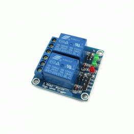 5V 2 Channels Relay Module