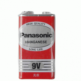 6F22 9V Panasonic 9V Battry