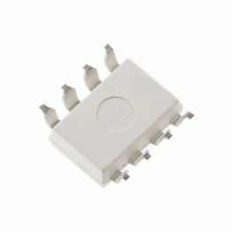 A7840 Isolation Amplifier, 5 V, 8-Pin SMD