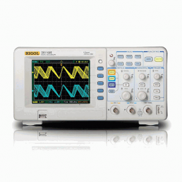 DS1102E 100MHz Digital Oscilloscope Rigol