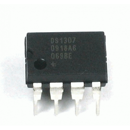 DS1307 serial real-time clock (RTC)