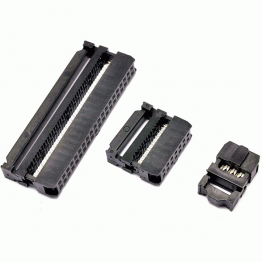 20 Pin IDC Socket Connector Female