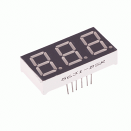 0.56″ 3 digits 7 segment fnd display seven segment