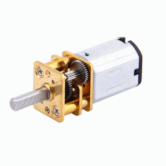 N20 DC12V 300RPM Mini Metal Gear Motor