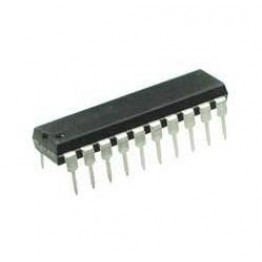 AT89C2051 20-Pin 24MHz 2kb 8-bit
