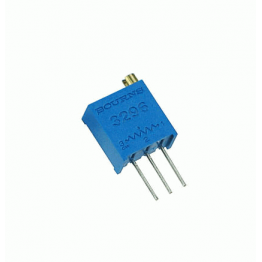 1K 1/2W Square Cermet Potentiometer