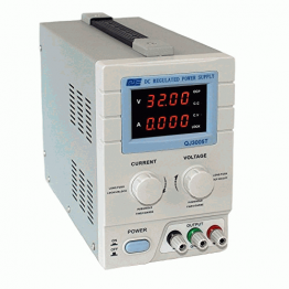 ADJUSTABLE DC POWER SUPPLY (0 ~ 30V/0~5A)