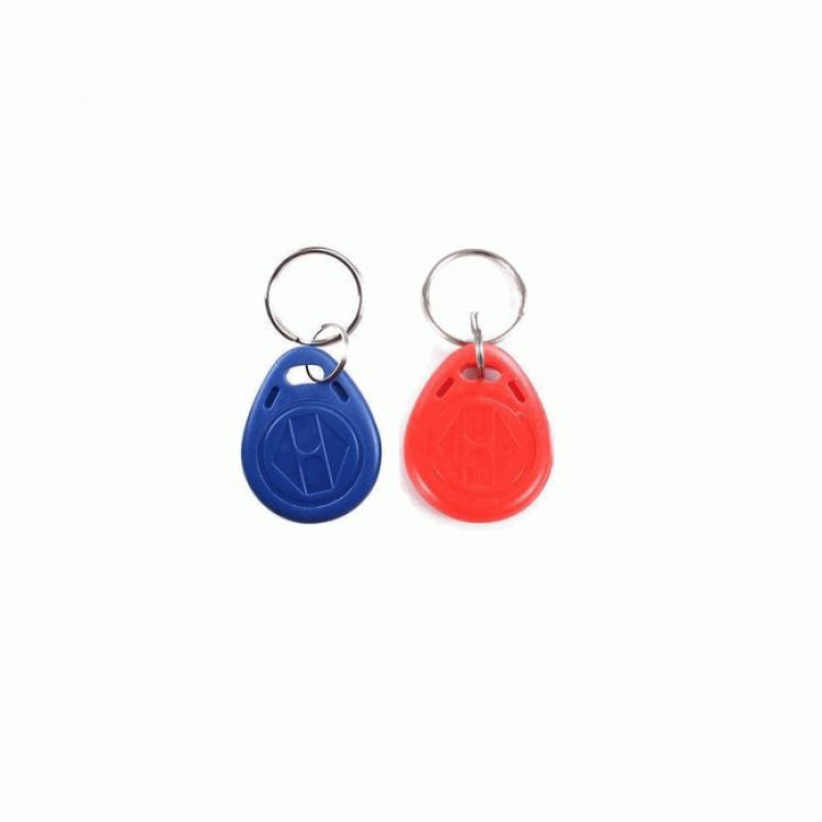 125 Khz RFID Tags With Key Ring