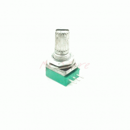 100K ohm 3 Pin Linear Rotary Potentiometer