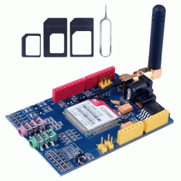 SIM900 GSM/GPRS Shield For Arduino