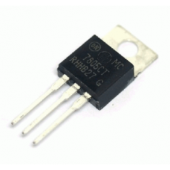 LM317T 1.5A Adjustable Positive Regulator