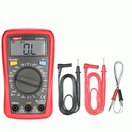 UT33C+ Multi-Functional Digital Multimeter