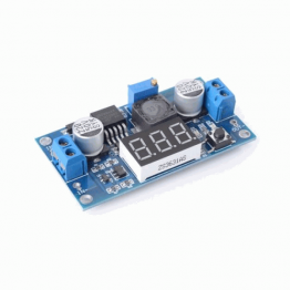 LM2596 DC-DC Buck Module With Digital Display
