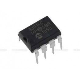 MCP3301 Series 13-Bit Differential Low Power ADC