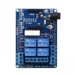 5V Relay Shield V1.3